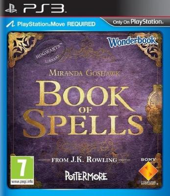 Wonderbook: Book of Spells til PlayStation 3