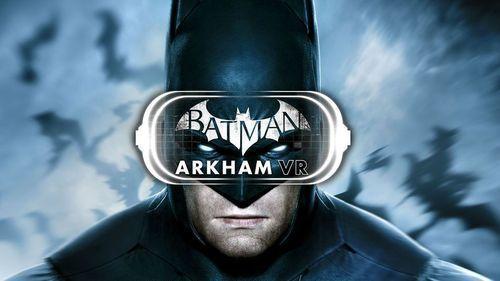 Batman Arkham VR til Playstation 4