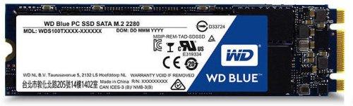 Western Digital WD Blue SSD 500GB M.2