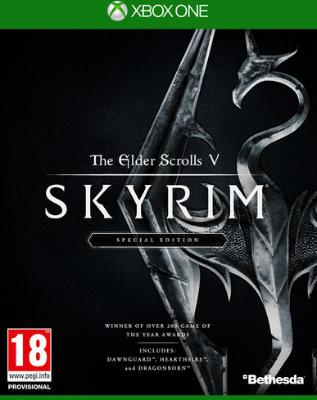 The Elder Scrolls V: Skyrim Special Edition til Xbox One