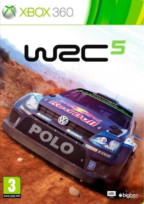 WRC 5 til Xbox 360