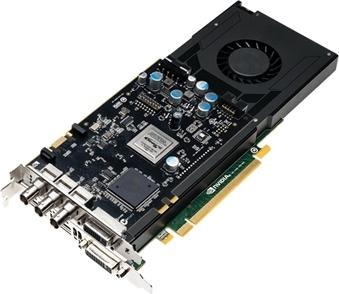 PNY Quadro K4200 SDI I/O