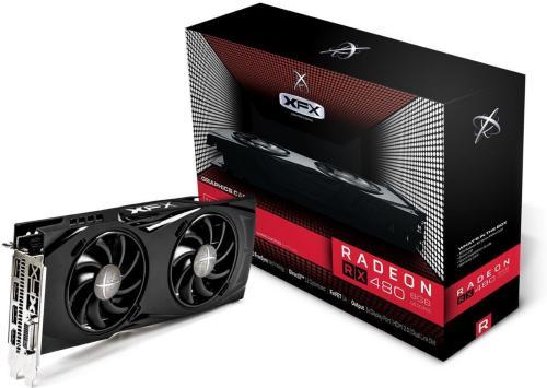 XFX Radeon RX 480 GTR Black 8GB