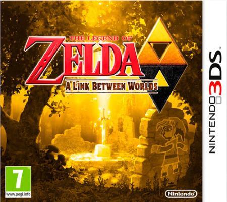 The Legend of Zelda: A Link Between Worlds til 3DS