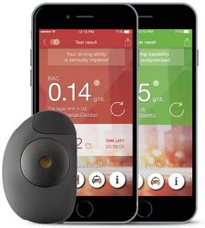 Floome Breathalyzer Alkometer