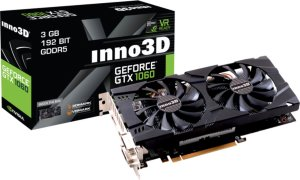 Inno3D GeForce GTX 1060 X2 3GB