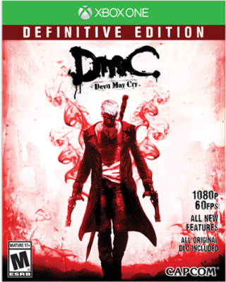 DmC: Devil May Cry: Definitive Edition til Xbox One