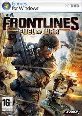 Frontlines: Fuel of War til PC