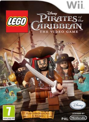 Lego: Pirates of the Caribbean til Wii