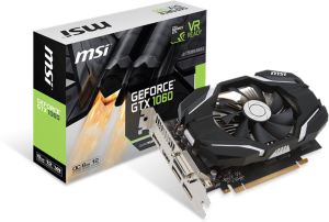 MSI GeForce GTX 1060 6GB