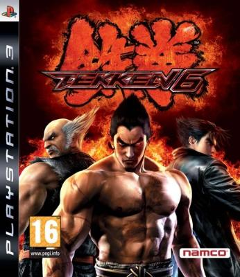 Tekken 6 til PlayStation 3