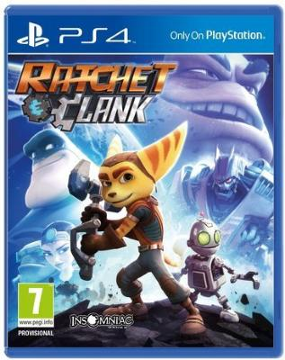 Ratchet & Clank til Playstation 4