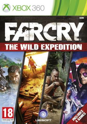 Far Cry: The Wild Expedition til Xbox 360