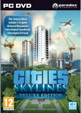 Cities: Skylines Deluxe Edition til PC