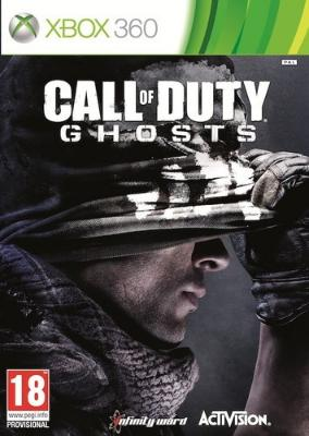 Call of Duty: Ghosts til Xbox 360