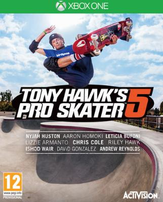 Tony Hawk's Pro Skater 5 til Xbox One