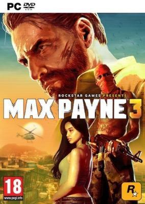 Max Payne 3 til PC