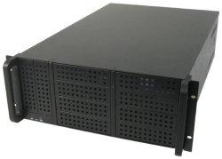 Chieftec UNC-410F-B-550 4U Sort