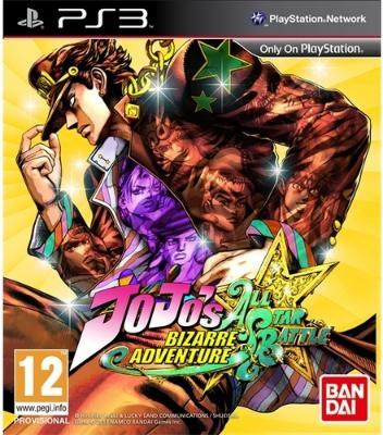Jojo's Bizarre Adventure: All Star Battle til PlayStation 3