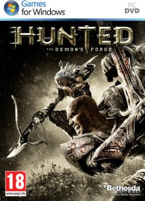 Hunted: The Demon's Forge til PC