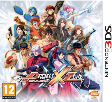Project X Zone til 3DS