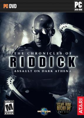 The Chronicles of Riddick: Assault on Dark Athena til PC