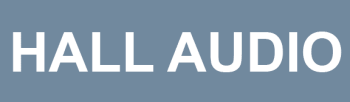 Hall Audio logo