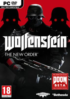 Wolfenstein: The New Order til PC