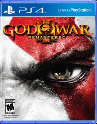 God of War III Remastered til Playstation 4