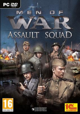 Men of War: Assault Squad til PC