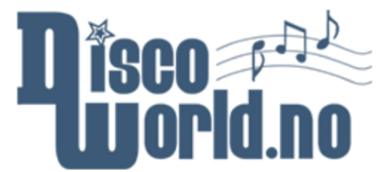 DiscoWorld.no logo