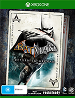 Batman: Return to Arkham til Xbox One
