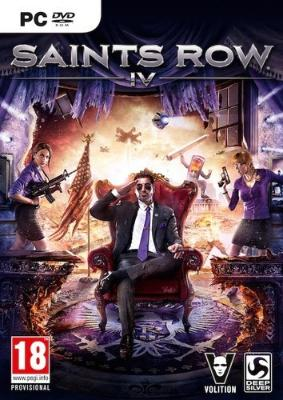 Saints Row IV til PC