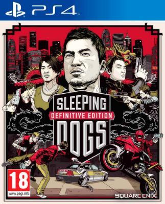 Sleeping Dogs: Definitive Edition til Playstation 4