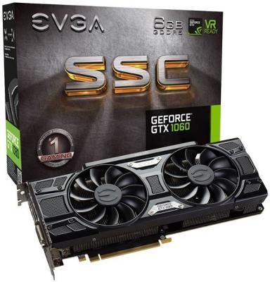 EVGA EVGA GeForce GTX 1060 SSC Gaming 6GB