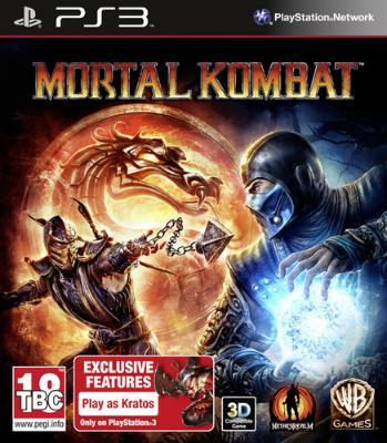 Mortal Kombat til PlayStation 3