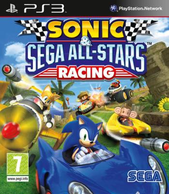 Sonic & SEGA All-Stars Racing til PlayStation 3