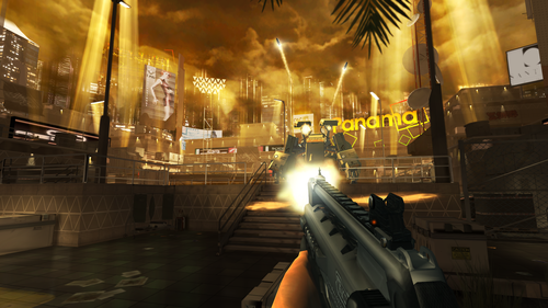 Deus Ex: The Fall til PC