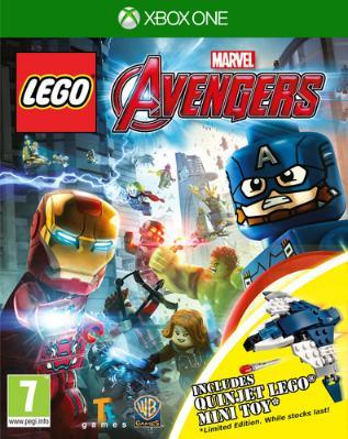 LEGO Marvel's Avengers til Xbox One