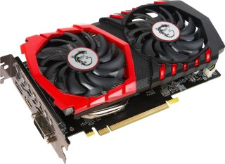 MSI GeForce GTX 1050 2GB Gaming X