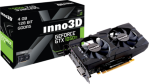 Inno3D GeForce GTX 1050 Ti Compact X2 4GB