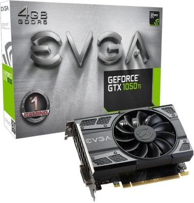 EVGA GeForce GTX 1050 Ti 4GB Gaming
