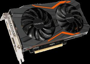 Gigabyte GeForce GTX 1050 Ti G1 Gaming 4GB