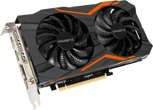 Gigabyte GeForce GTX 1050 Ti G1 Gaming 4GB
