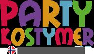 partykostymer.no logo