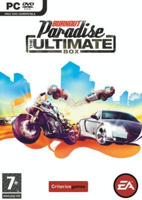 Burnout Paradise: The Ultimate Box til PC