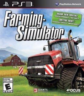 Farming Simulator 15 til PlayStation 3