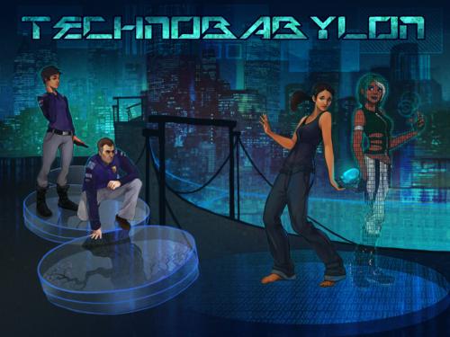 Technobabylon til PC