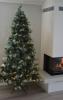 Trendcollection Kunstig Juletre med Kongler 210cm