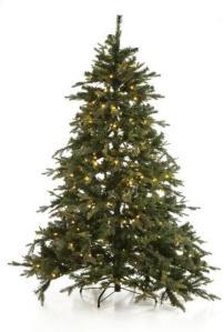 Juletre 180 cm Edelgran med 500 lys